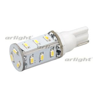 019433 Auto Lamp ARL-T10-15N1 Warm White (10-30V 15 LED 3014 ARLIGHT 1-pc