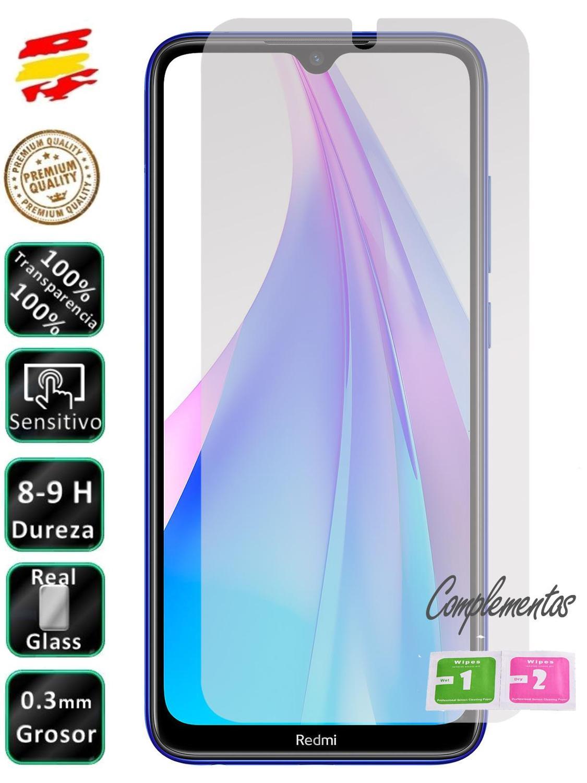 Protector Xiaomi Redmi Note 8T | Note 8 | Note 8 Pro Cristal Templado de Pantalla Vidrio movil