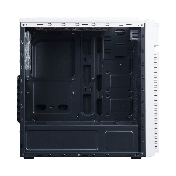 Micro ATX/ATX Midtower Case Hiditec CHA01000