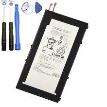 4500mAh Batteria di Ricambio Per Sony Xperia Tablet Z3 Compatto LIS1569ERPC SGP611 SGP612 SGP621 batterie Con Strumenti di Riparazione