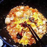 """#美食说出""""新年好""""#无米西红柿蘑菇鸡蛋烩饭~好吃低卡无负担的做法图解9"""