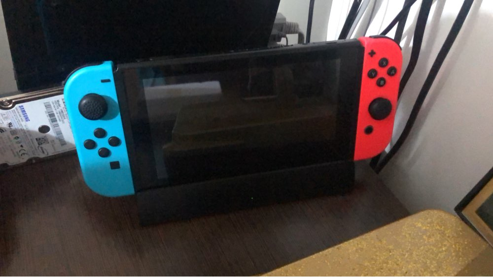 -- Portátil Nintendo Switch
