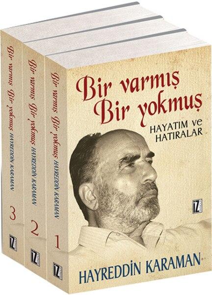 A A-Theres My Life and Hatıralarım Varmış (3 Skin) Hayreddin Karaman Trace Yayıncılık Hayreddin Karaman Library Series