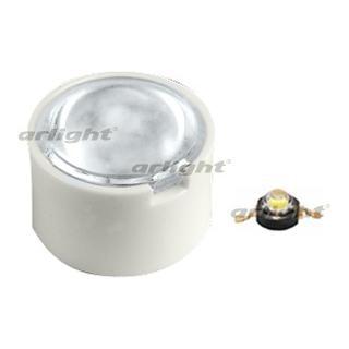 011234 Lens 45DH1WD (45 °, Emitter, White) Box-100 ARLIGHT Leds Modules/Lens/Emitter [DN H1, H4]...