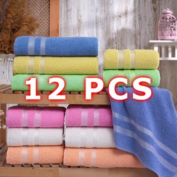 12 szt Ręcznik turecki zestaw ręcznik kąpielowy   Ręcznik zestaw   Hotel amp Spa jakość szybkoschnący bardzo chłonny ręcznik turecki s z turcji tanie i dobre opinie Lady Moda Zestaw ręczników Zwykły Tkane Prostokąt 1800gr 12pcstowel Quick-dry Można prać w pralce 20 s-25 s Plaid