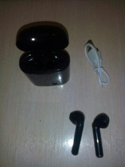 i7s TWS Wireless Earpiece Bluetooth Earphones I7 sport Earbuds Headset With Mic For smart Phone iPhone Xiaomi Samsung Huawei LG|Bluetooth Earphones & Headphones|   - AliExpress