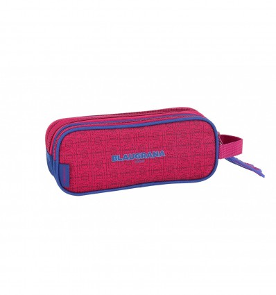 PENCIL POUCH THREEFOLD FCBARCELONA CORPORATI