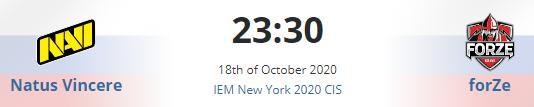 沙龙电竞:10月18日IEM纽约站2020独联体区小组赛前瞻插图(3)