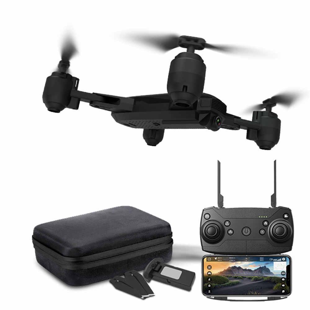 Nuevo SHRC H1G 1080P 5G WiFi FPV GPS seguir modo plegable 25 minutos tiempo de vuelo RC Drone quadcopter RTF