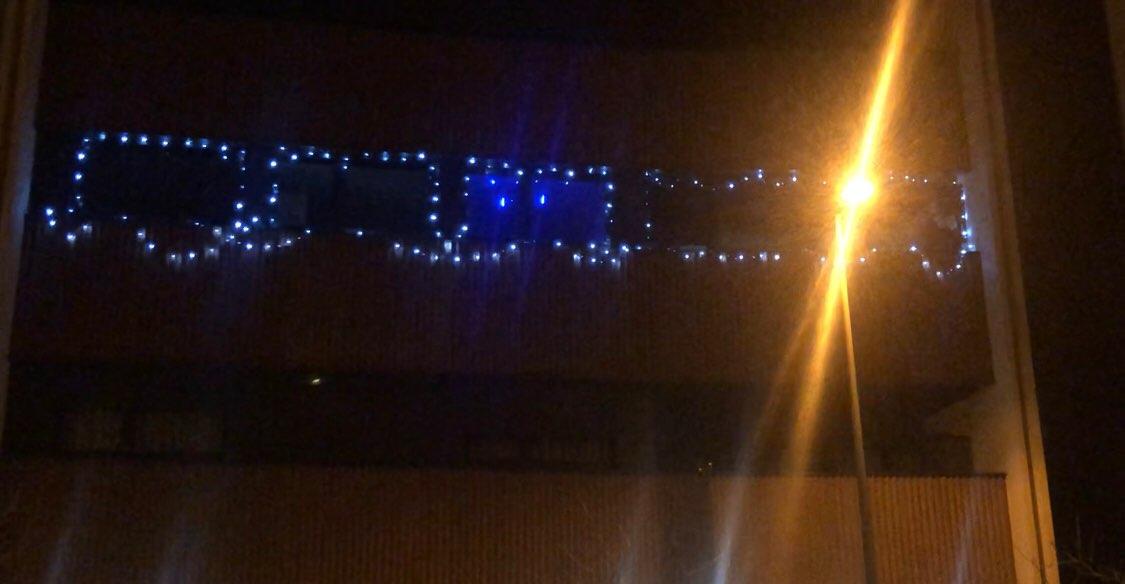 Guirnaldas luces Led blancas multicolor Navidad 50/100/140/180/210