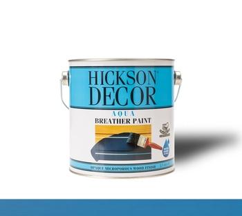 HICKSON DECOR AQUA odpowietrzający farba głęboki błękit nieba tanie i dobre opinie TR (pochodzenie)