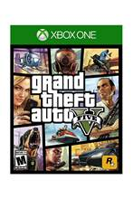 Grand Theft Auto 5 Xbox One Game gta