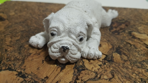 3D Dog Shape Silicone Mold photo review