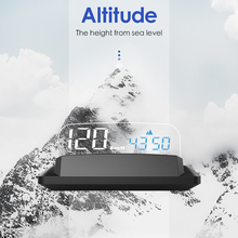 Acclope G3 HUD Head Up Display funciona para todos los coches
