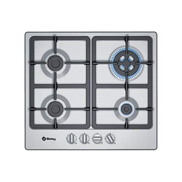 Gas Hob Balay 3ETX565HB 60 Cm (4 Stoves)