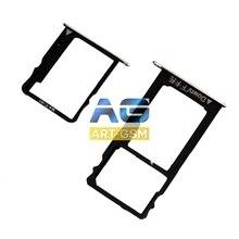 SIM лоток(Держатель сим карты) Huawei Honor 5X 2in1 White