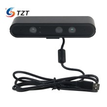 TZT Orbbec Astra s Somatosensory Camera Support 3D Scanning Face Recognition for Playing Games Replace LeTMC-520