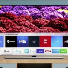 Télévision numérique HDR, Ultra fine, sans fil, multilingue, intelligence artificielle