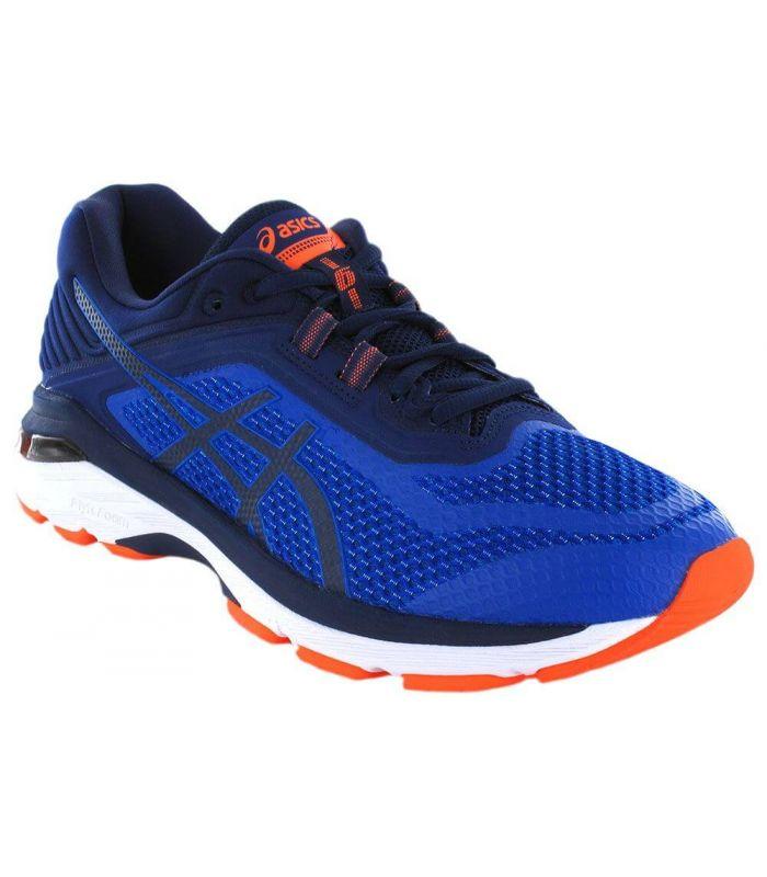 perro dramático Predicar  Asics GT 2000 6 Blue|Running Shoes| - AliExpress