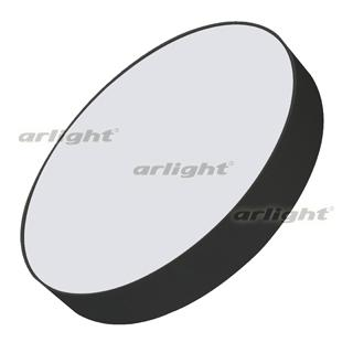 029460 Downlight Sp-rondo-r400-48w Warm3000 (Bk, 120 Deg, 230V) Arlight Box 1-piece