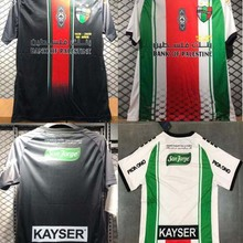 Shirt Camisa Futbol Maillot-De-Foot-Palestine Palestino Survetement Tracksuit Black Running