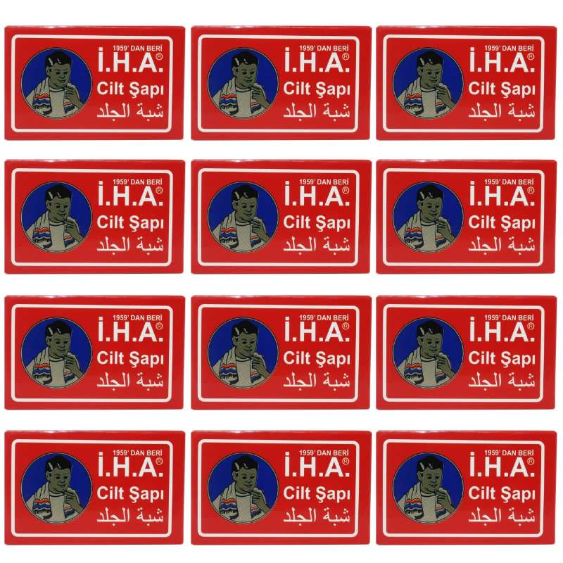 IIIA Alum Block After Shave Antiseptic Stone 12x70G