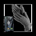 BENOVY  Перчатки нитриловые  неопудренные  сиреневые чёрные розовые синие зелёные  50 пар