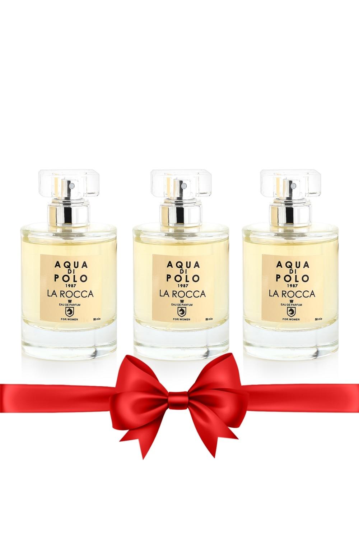 Aqua Di Polo 1987 STCC000201 At La Rocca EDP 50 Ml X 3 Set My Woman Perfume