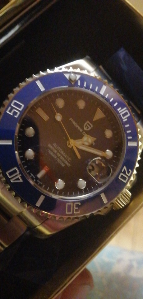 -- Automático Relógio Rolexable