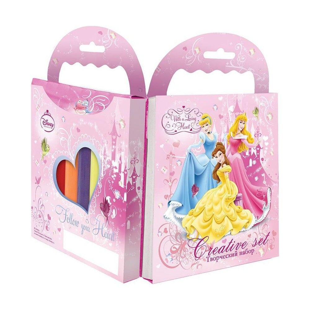 Set Disney Princess Painting With карандашами