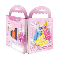 Set Disney Princess pittura con карандашами
