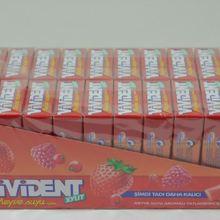 Vivident Box Fruit Juice 20 Pieces x 22gr