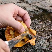 芝士烤加拿大北极虾扇贝的做法图解4