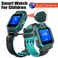 Children's Smart Watch Dual Camera Kids Smart