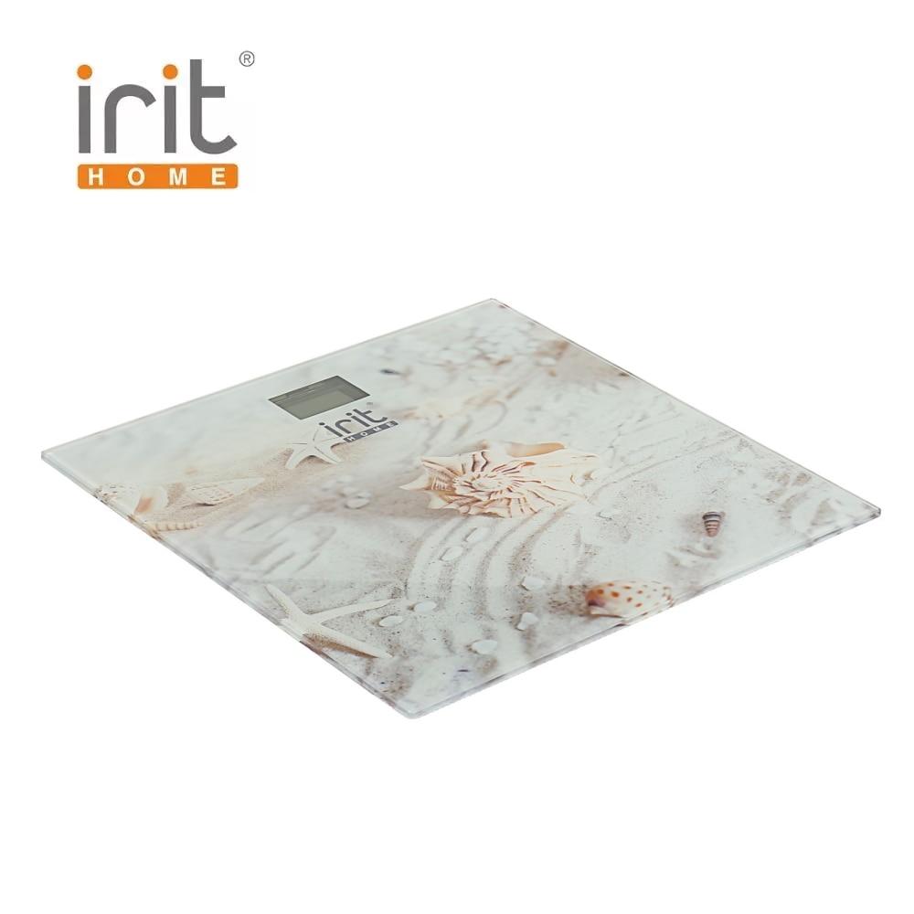 цены на Scale floor Irit IR-7256 Scale floor Scale smart Electronic body Scales for weighing human scales body weight в интернет-магазинах