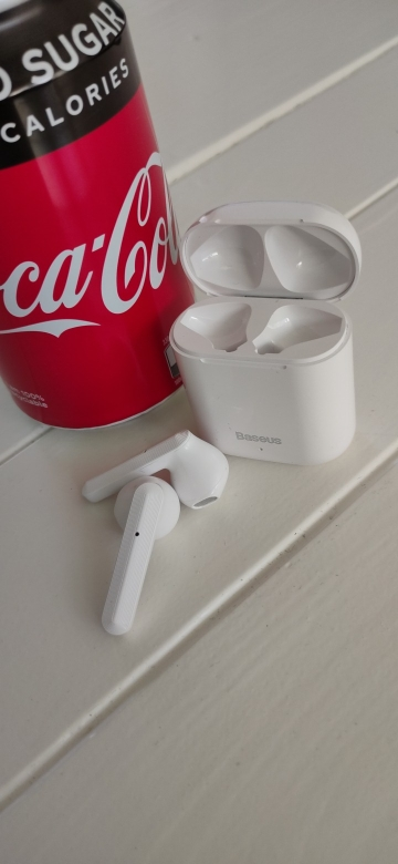 Baseus TWS Bluetooth Earphone W09 Intelligent Fingerprint Touch Control Wireless with Stereo Bass Sound Smart Connect HD Headset Bluetooth Earphones & Headphones     - AliExpress