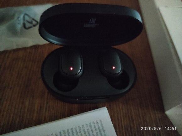 Xiaomi Mi true wireless earbuds basic Bluetooth 5,0 TWS headphones wireless headphones stereo wireless airdots headphones|Earphones|   - AliExpress