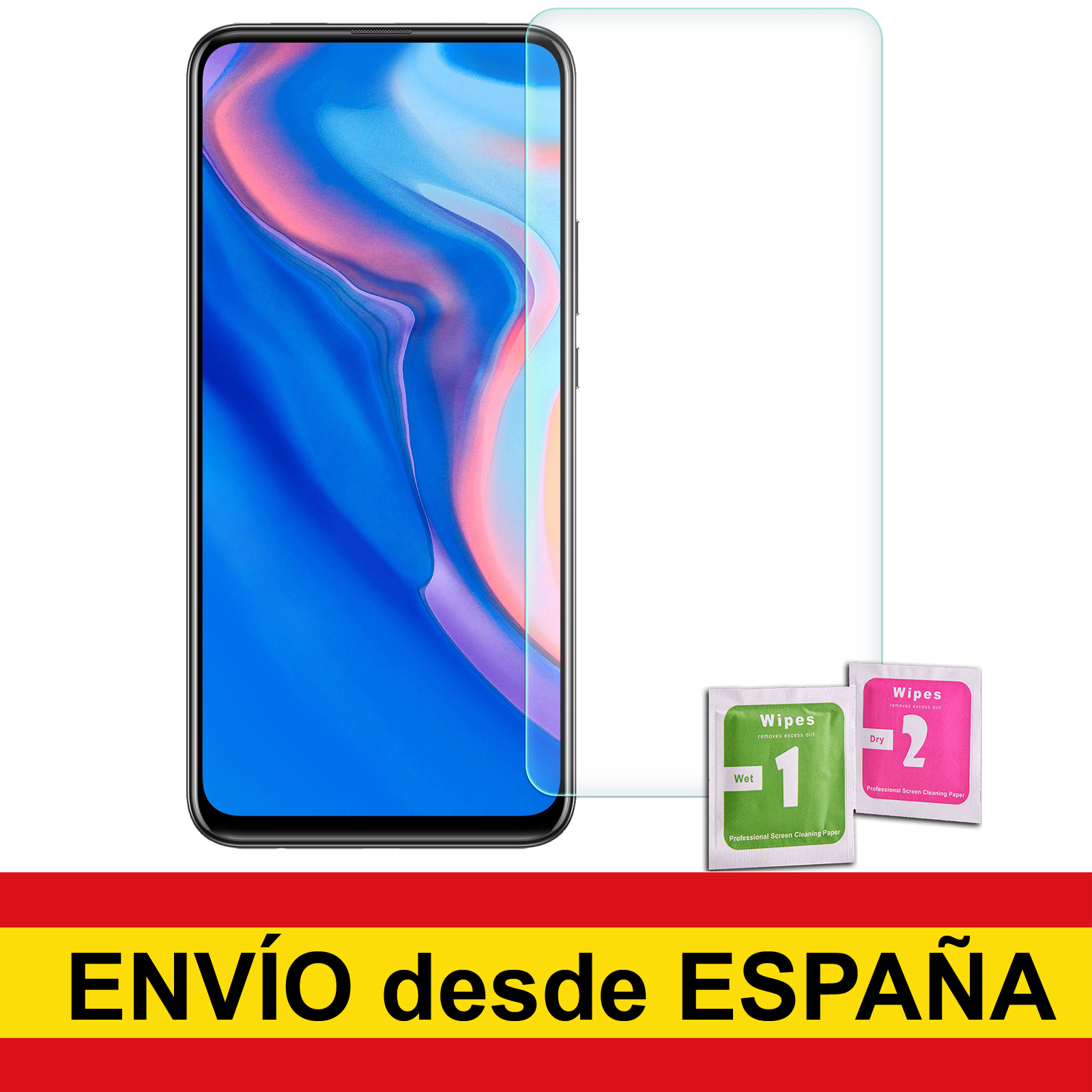 Tempered Glass Screen Protector For HUAWEI P SMART Z