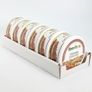 IBERITOS-лоток 6 Cachuela extreme in cans 250g-лоток 6x250 г CACHUELA с таблицей