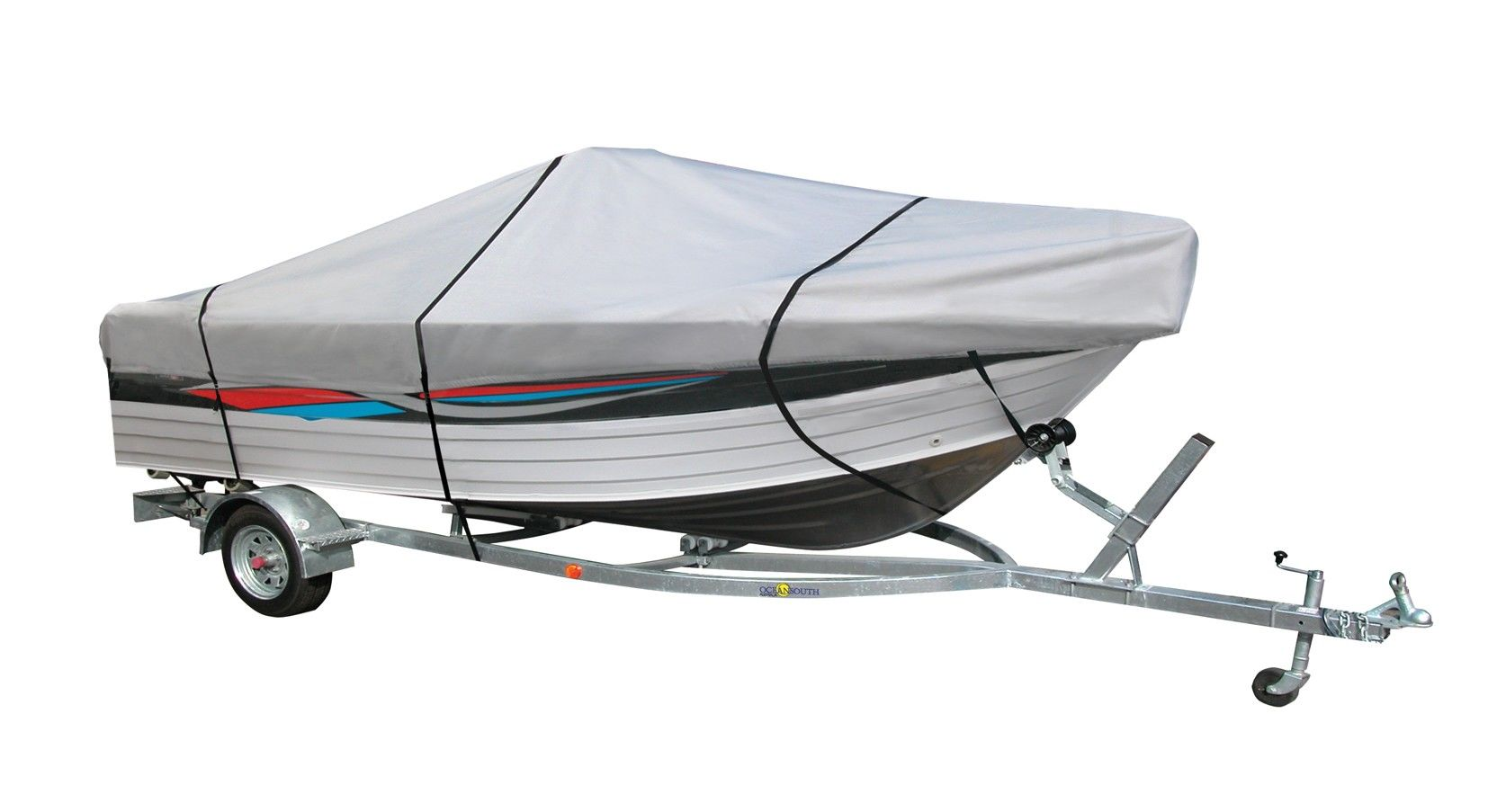 Tent Transport For Boats 5,0-5,3 M Long With Console Ma20410