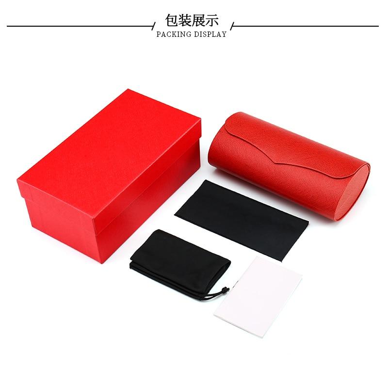 Branded Eyewear Box With Original Brand