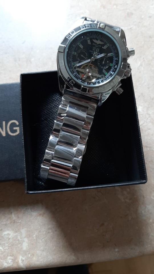 -- Relógio Mecânico Homens