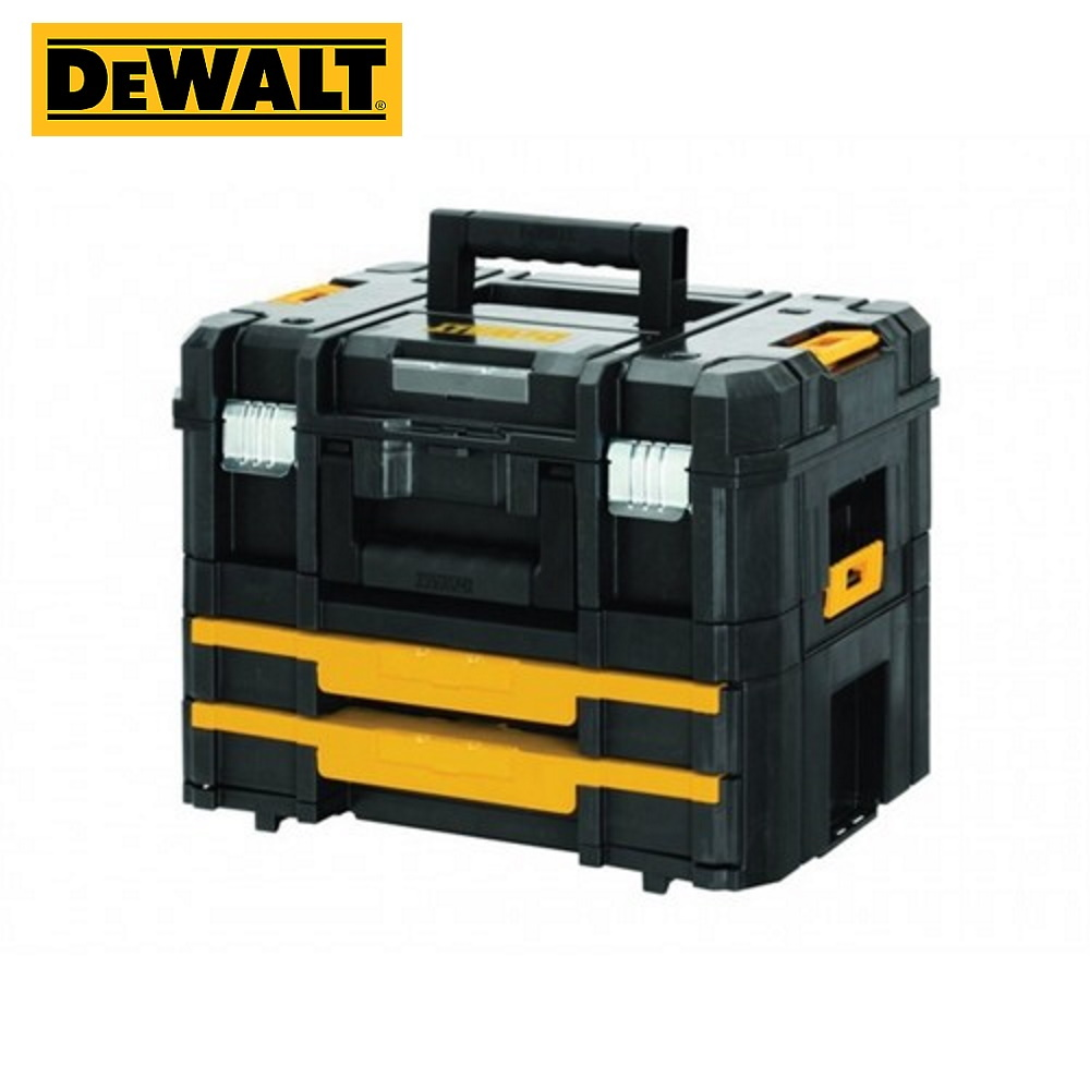 Set Of Two Drawers Tool DeWalt DWST1-70702 Tool Accessories Construction Accessory Storage Box Delivery From Russia