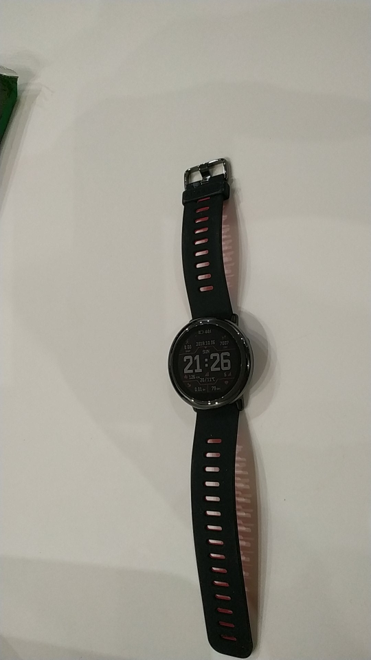 Huami Amazfit Pace Smartwatch Amazfit Smart Watch Bluetooth GPS Information Push Heart Rate Intelligent Monitor-in Smart Watches from Consumer Electronics on AliExpress - 11.11_Double 11_Singles' Day
