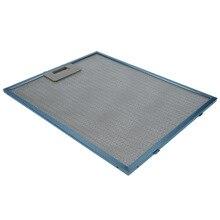 Плита с капюшоном, сетка-фильтр(металлический жироулавливающий фильтр) 275x335 мм
