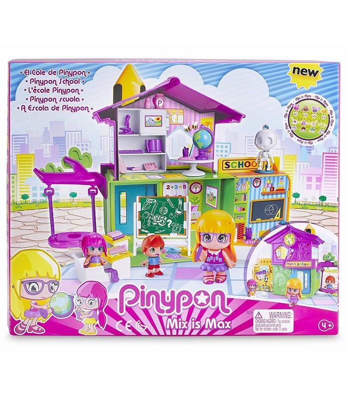 Pin And Pon Cole Toy Store