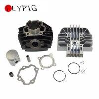 NEW Cylinder Piston Ring Gasket Kit Set for Yamaha PEEWEE PW80 PY80 PW 80 Dirt Bike