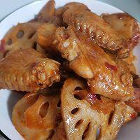 干锅鸡翅的做法图解8