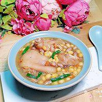 黄豆花生猪蹄汤 #福气年夜菜#的做法图解14