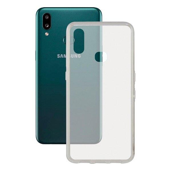 Mobile cover Samsung Galaxy A10s Contact Flex TPU Transparent|  - title=